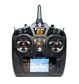 Spektrum SPMR8200 - NX8 8 Channel Transmitter Only