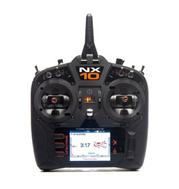 Spektrum SPMR10100 - NX10 10 Channel Transmitter Only