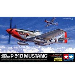 Tamiya 60322 - 1/32 North American P-51D Mustang