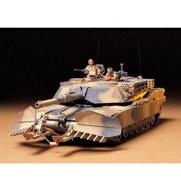 Tamiya 35158 - 1/35 U.S. M1A1 Abrams with Mine Plow