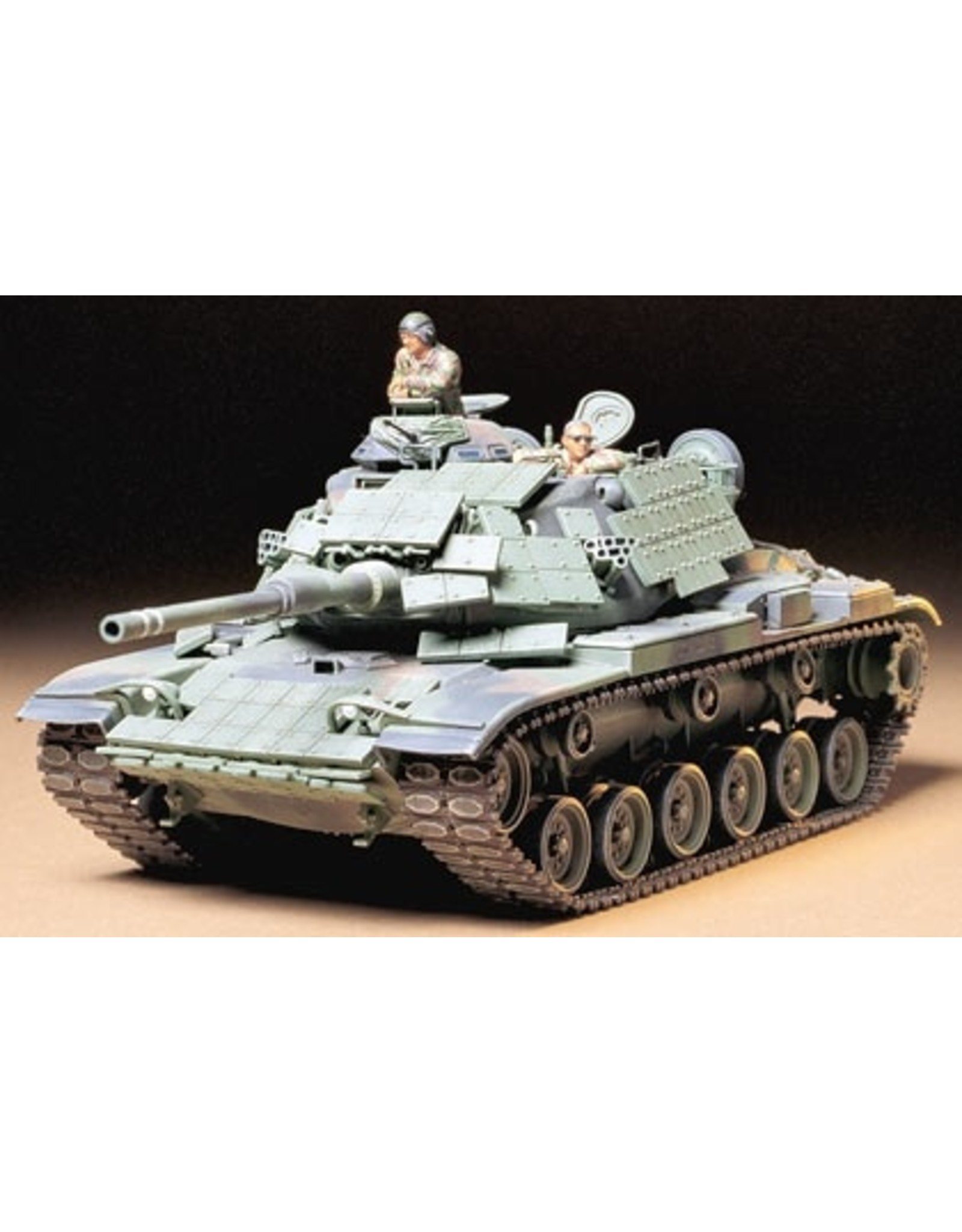 Tamiya 35157 - 1/35 U.S. Marine M60A1