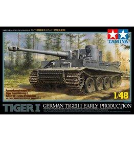 Tamiya 32504 - 1/48 German Tiger I Early Production