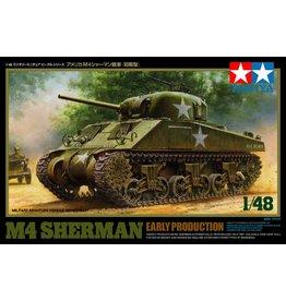Tamiya 32505 - 1/48 U.S. M4 Sherman Early Production