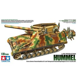 Tamiya 35367 - 1/35 German Heavy Self-Propelled Howitzer Hummel