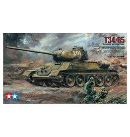 Tamiya 35138 - 1/35 Russian Medium Tank T34/85