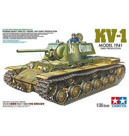 Tamiya 35372 - 1/35 Russian Heavy Tank KV-1N