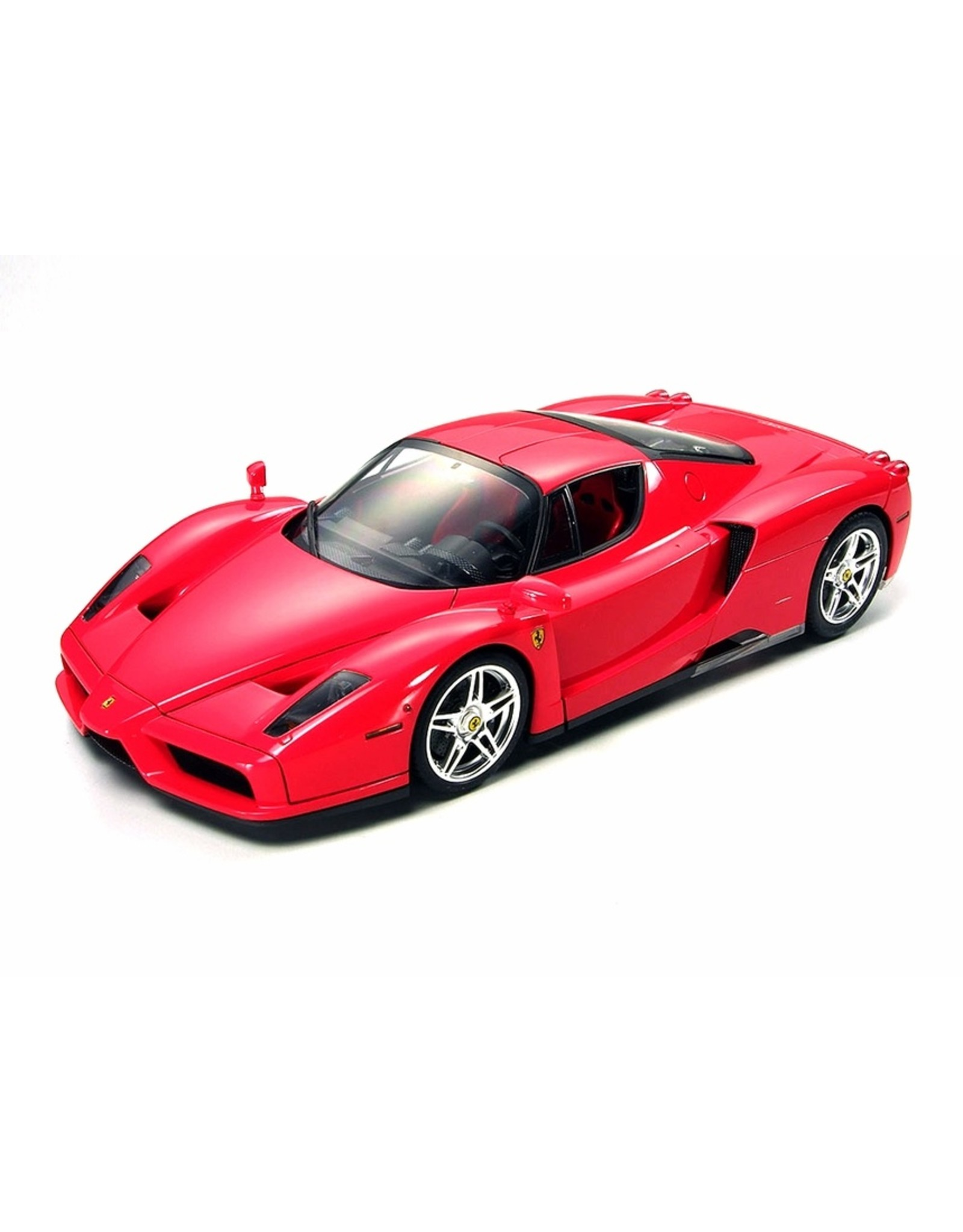 Tamiya 24302 1 24 Enzo Ferrari Red Model Kit Hub Hobby