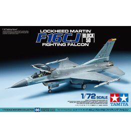Tamiya 60786 - 1/72 Lockheed Martin F-16 Fighting Falcon