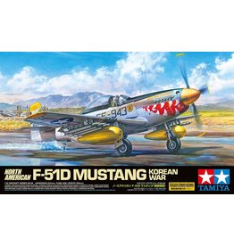 Tamiya 60328 - 1/32 North American F-51D