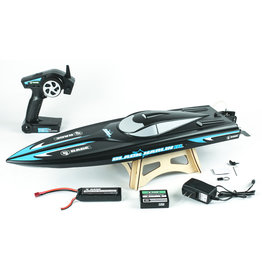 Rage RC RGRB1205 -  Black Marlin Brushless RTR Boat