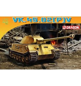 Dragon Models 7492 - 1/72 VK.45.02(P)V