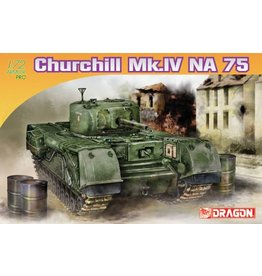 Dragon Models 7507 - 1/72 Churchill Mk. IV NA 75