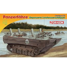 Dragon Models 7489 - 1/72 Panzerfahre Gepanzerte Landwasserschlepper Prototype Nr.I
