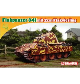 Dragon Models 7487 - 1/72 Flakpanzer 341 mit 2cm Flakvierling