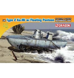 Dragon Models 7485 - 1/72 IJN Type 2 Ka-Mi w/Floating Pontoon