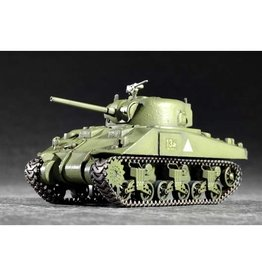Trumpeter 7223 - 1/72 U.S. M4 Medium Sherman Tank Model Kit