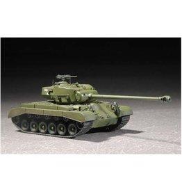 Trumpeter 7287 - 1/72 U.S. T26E4 Pershing Heavy Tank