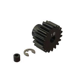 Arrma ARA310965 - 18T MOD1 Safe-D5 Pinion Gear