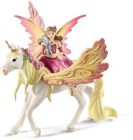 Schleich 70568 - Fairy Feya with Pegasus