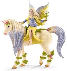 Schleich 70565 - Sera with Blossom Unicorn