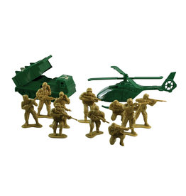 Wow Toyz Military Combat Mission Set