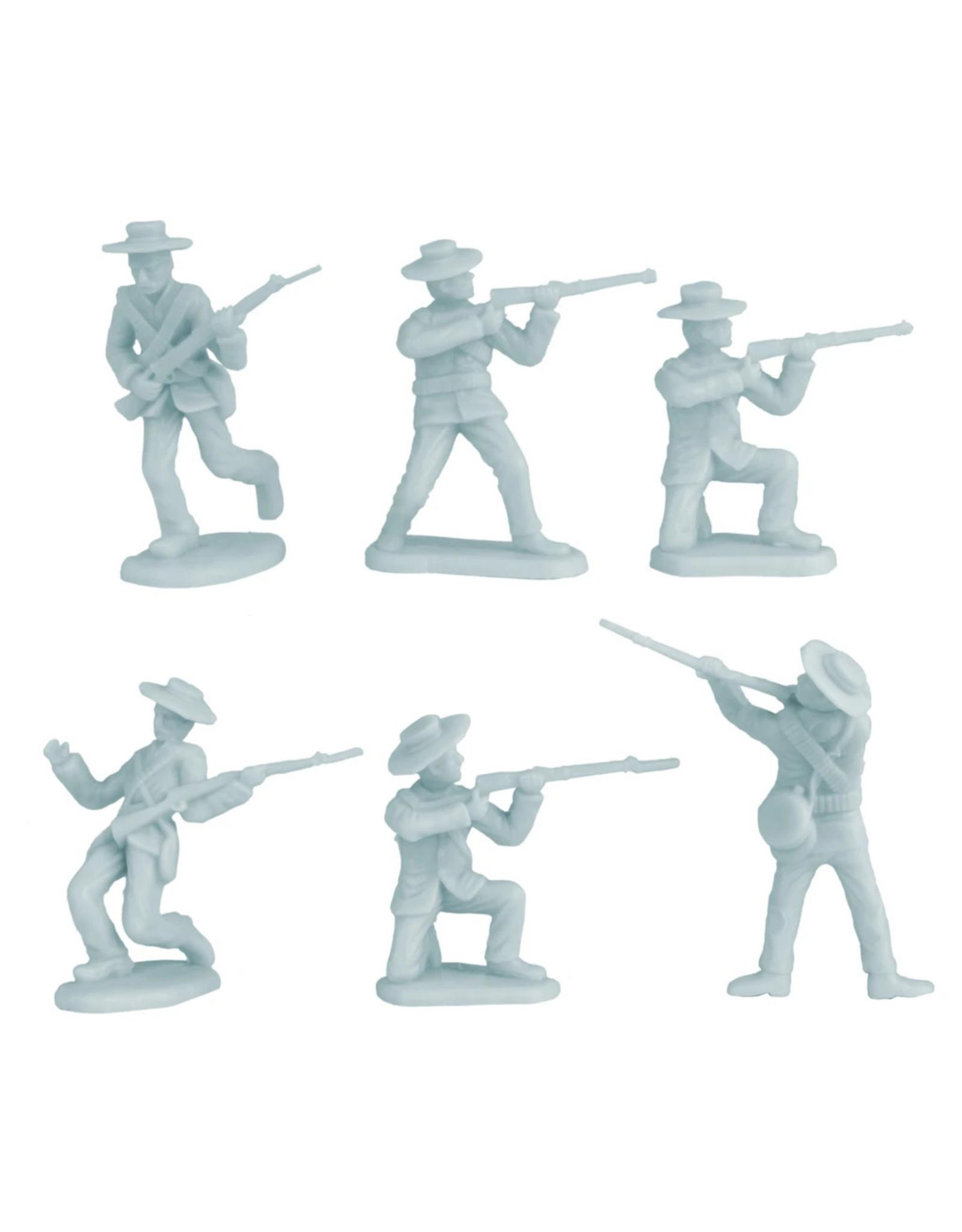 BMC 40037 - Buffalo Soldiers Charge Up San Juan Hill - 32 Piece