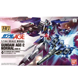 Bandai #10 Gundam AGE-2 Normal