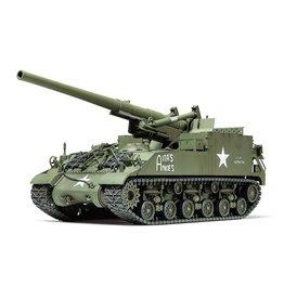 Tamiya 35351 - 1/35 US Self-Propelled 155mm Gun M40