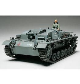 Tamiya 35281 - 1/35 German Sturmgueschutz III Ausfb Tank
