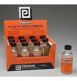 Plastruct PLS00002 - Plastic Weld 2oz