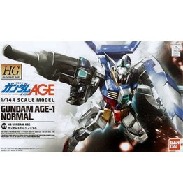 Bandai #1 Gundam AGE-1 Normal