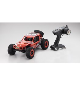 Kyosho Kyosho EZ Series RTR AXXE Readyset Buggy Type 3 - Red