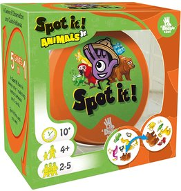 Asmodee Spot It! Animals Jr.