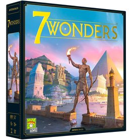 Asmodee 7 Wonders - New Edition
