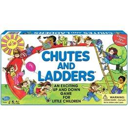 Winning Moves Chutes & Ladders