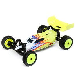 Losi 1/16 Mini-B Brushed 2WD RTR Buggy - Yellow/White