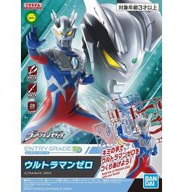 Bandai #4 Ultraman Zero - Entry Grade
