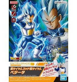 Bandai Super Saiyan God Super Saiyan Vegeta - Entry Grade
