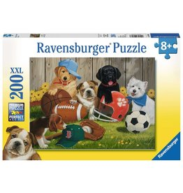 Ravensburger Let's Play Ball! - 200 Piece Puzzle