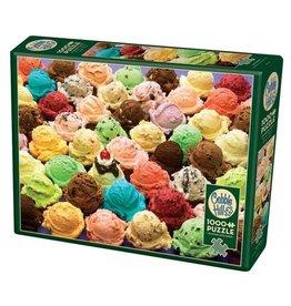 Cobble Hill Ice Cream - 1000 Piece Puzzle