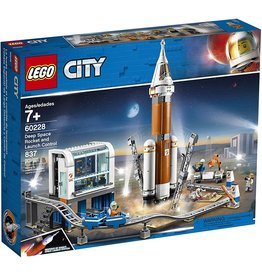 Lego 60228 - Deep Space Rocket & Launch Control