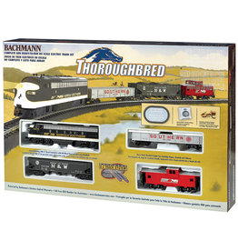 Bachmann Thoroughbred RTR HO Scale Train Set