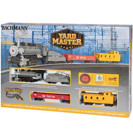 Bachmann Yard Master RTR HO Scale Train Set