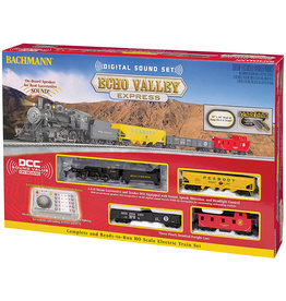Bachmann Echo Valley Express RTR HO Scale Train Set