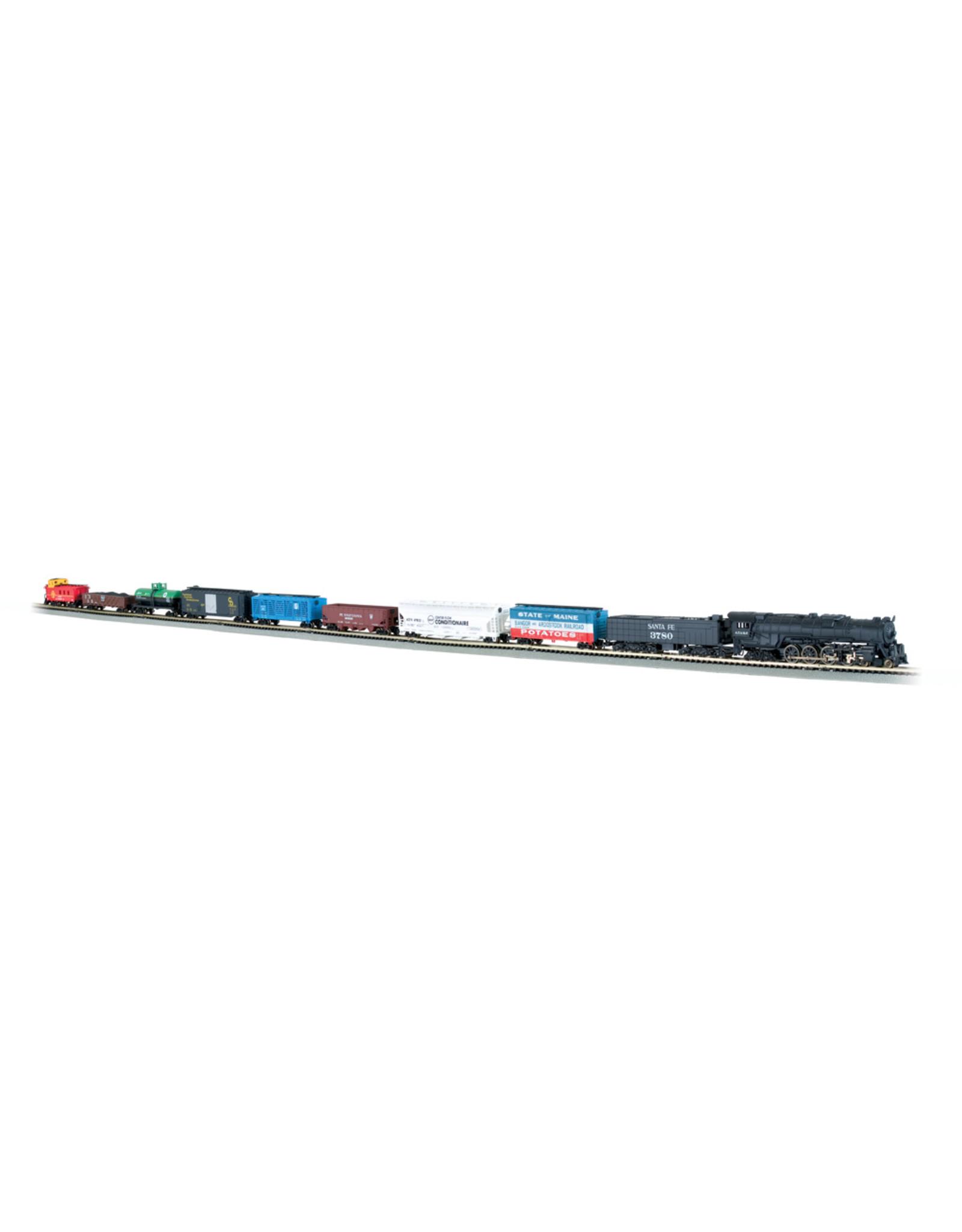Bachmann Empire Builder RTR N Scale Train Set