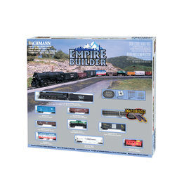 Bachmann Empire Builder RTR N Scale Train Set