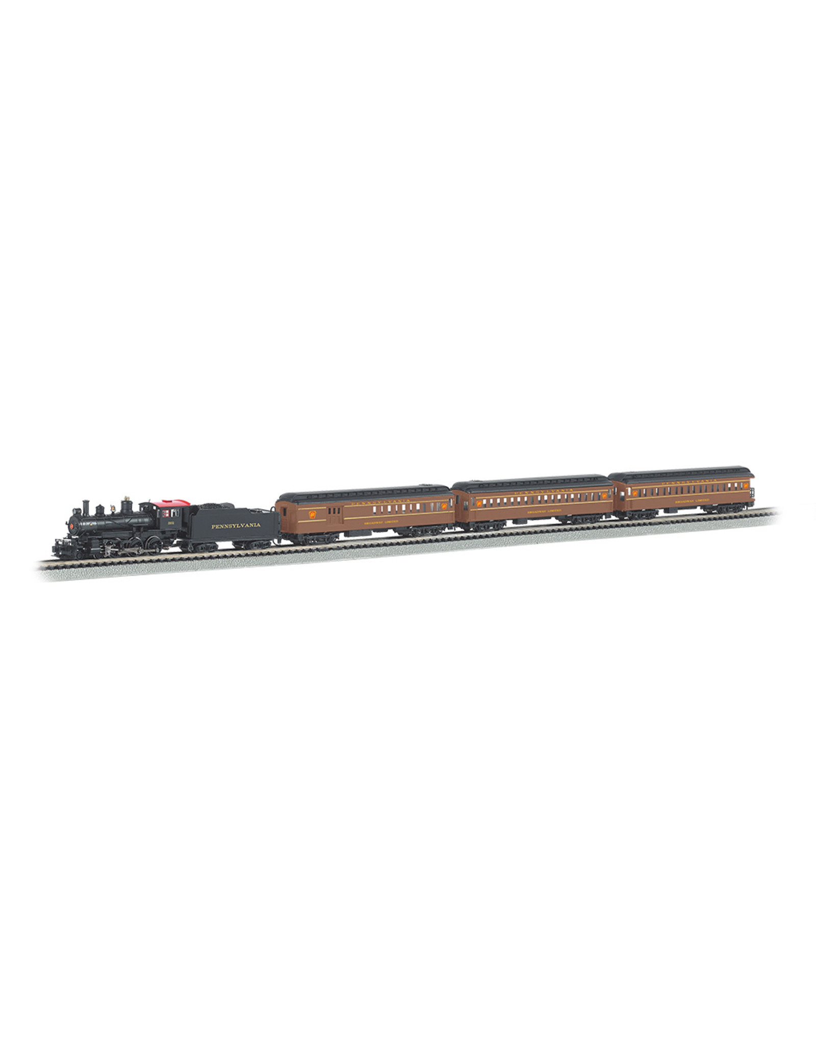 Bachmann Broadway Limited RTR N Scale Train Set