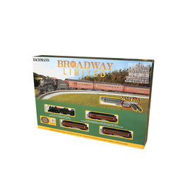 Bachmann Broadway Limited RTR N Scale Train Set