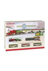 Bachmann Spirit of Christmas RTR N Scale Train Set