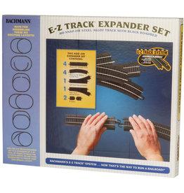 Bachmann 44494 - Steel Alloy Expander Set HO Scale EZ Track